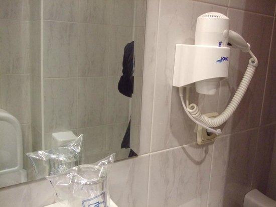 Residencia Fornos: Baño