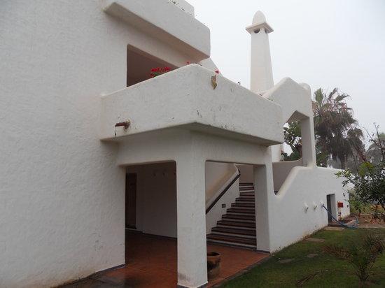 ClubHotel Riu Tikida Dunas: batiment (chambre ~3200)