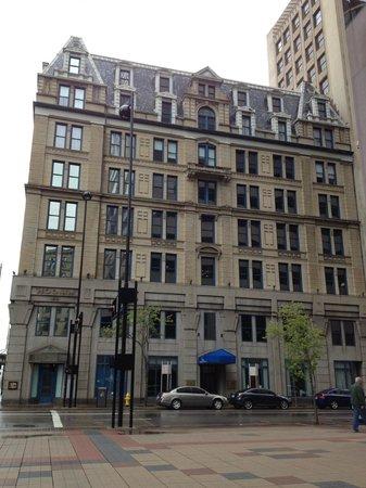 Cincinnatian Hotel: Hotel