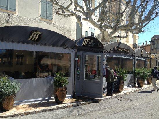 La Brasserie de La Méditerranée: le resto
