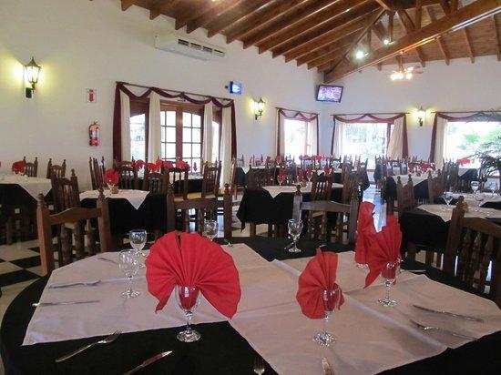 Foto de Garden House Hotel, Río Cuarto: El comedor de mañana ...
