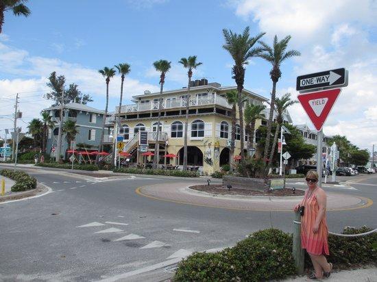 BridgeWalk a Landmark Resort : Wiew from the beach