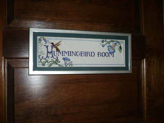 The Inn on Broadway: our room