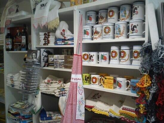Lisbon Souvenir - Handicrafts, etc.: We sell Fado cds! Fado is the traditional music in Portugal.