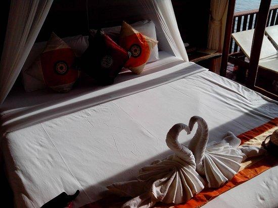 Dusit Buncha Resort: #108 Schlafzimmer