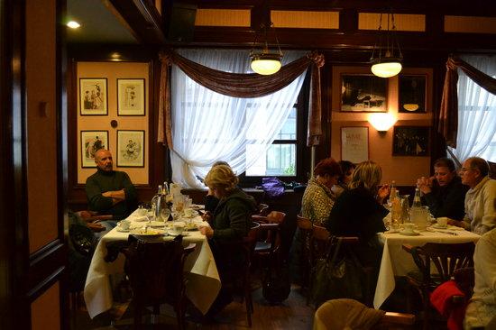 Kurhaus restaurant