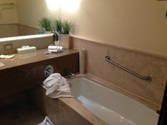 Grand Fiesta Americana Queretaro: Bathtub