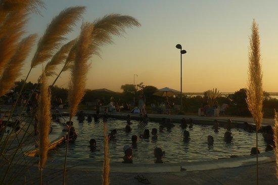 Termas de La Paz: Relax