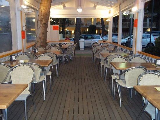 Altamarea Piada Cafe: per mangiare una piadina comodamente seduti