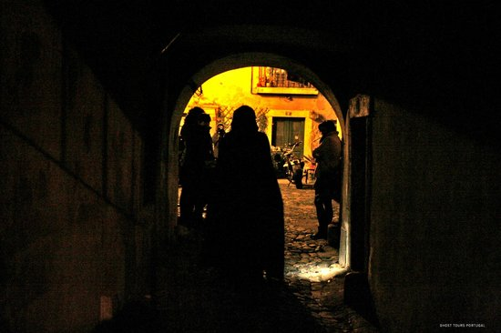 Ghost Tours Portugal