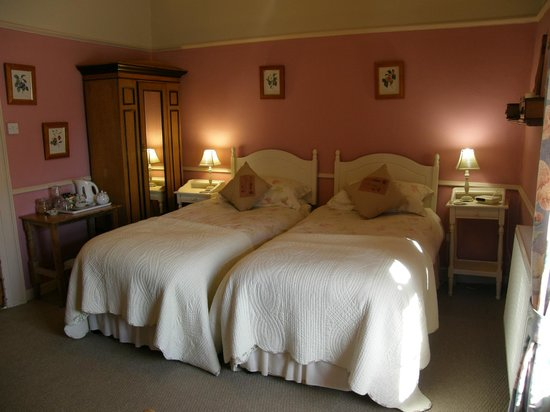 Lea House Bed & Breakfast: The Granary - superking/twin