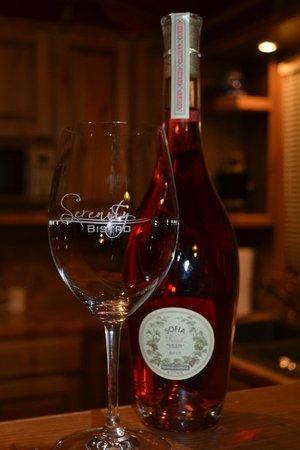 Serenity Bistro : Wine