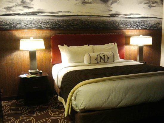 Northern Hotel: Doppelzimmer