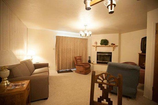 Edelweiss Condominiums: Condo # 19 Living Room