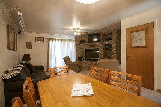 Edelweiss Condominiums: Condo # 22 Living Room