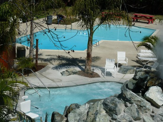 Rose Garden Inn: pool