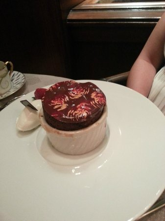 Fountain Restaurant: Souffle