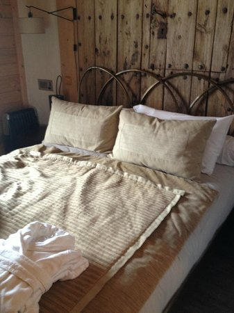 Hotel Le Brussels : chambre