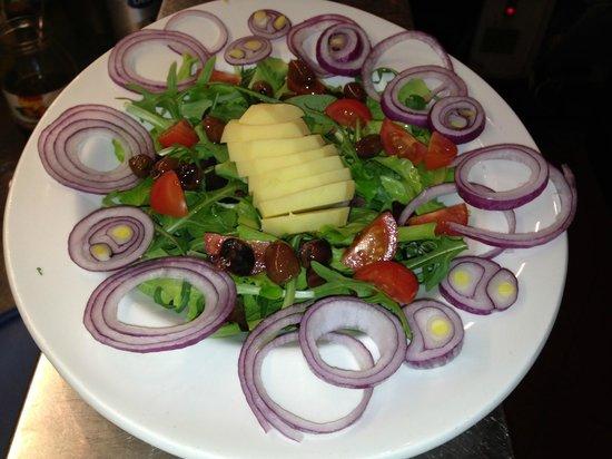Zinco Of London: sea side salad