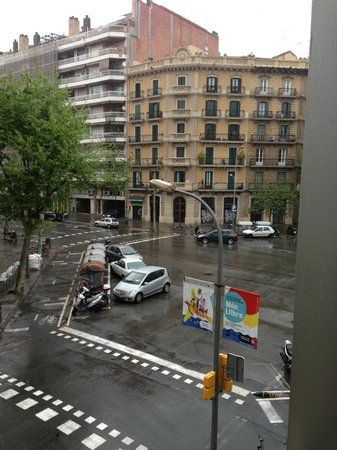 Bcn Urban Hotels Del Comte: Room View 208