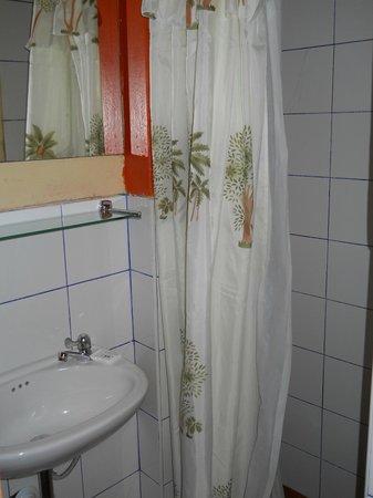 Hostal Sol de Oro: bagno