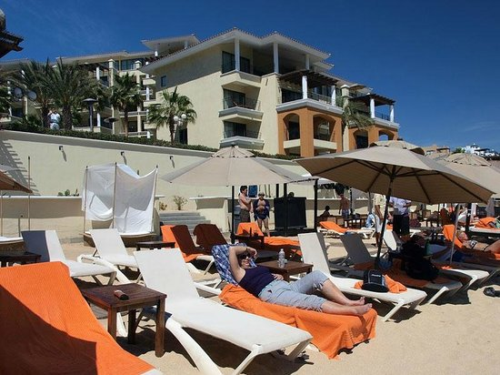 Casa Dorada Los Cabos Resort & Spa: casa dorada