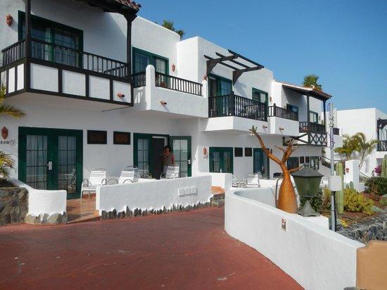 Hotel Jardin Tecina: Kamers tegen de klif