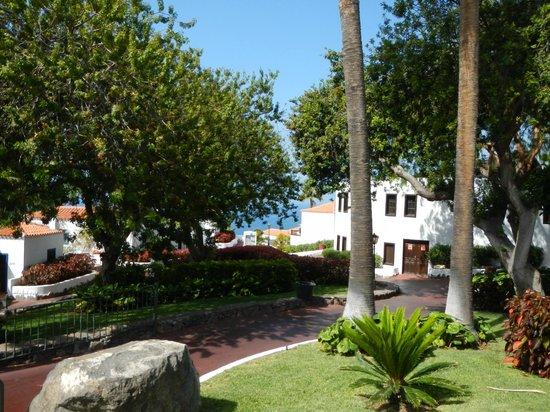Hotel Jardin Tecina: De tuin