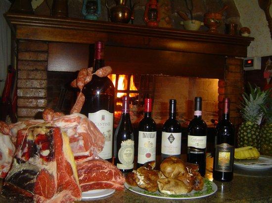 Fonte Nuova, Italia: La migliore carne alla brace