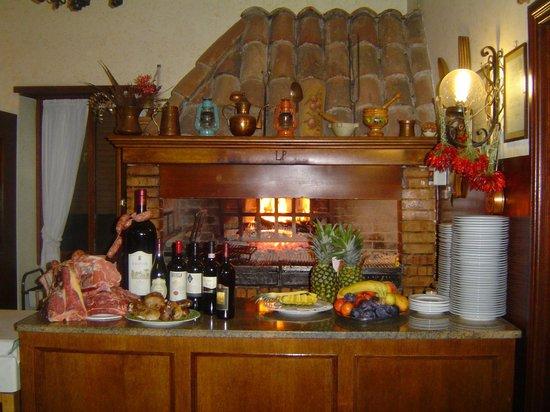 Ristorante ristorante da luigino in roma con cucina cucina - Cucina romana roma ...
