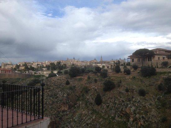AC Hotel Ciudad de Toledo: View