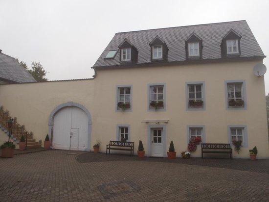 Berghotel Kockelsberg: Außenansicht