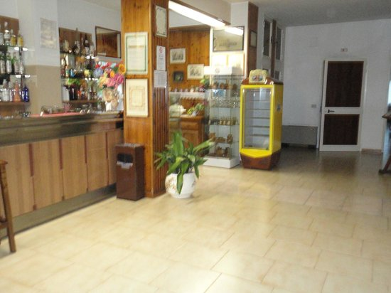 Hotel La Darsena : zona bar