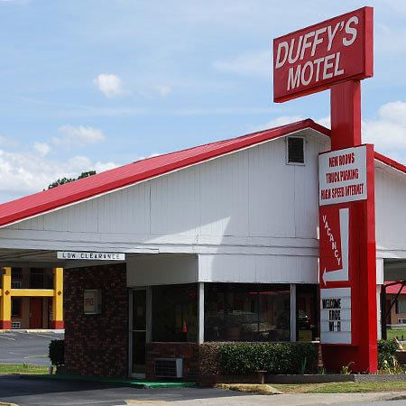 Duffys Motel Calhoun Ga