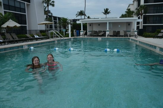 Sundial Beach Resort & Spa: just one of the smaller pools