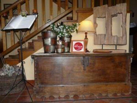 Casa Rural Haritzpe: Entrada