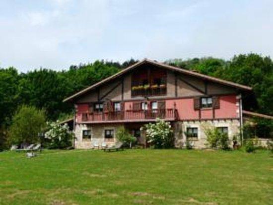 Casa Rural Haritzpe : Vista principal