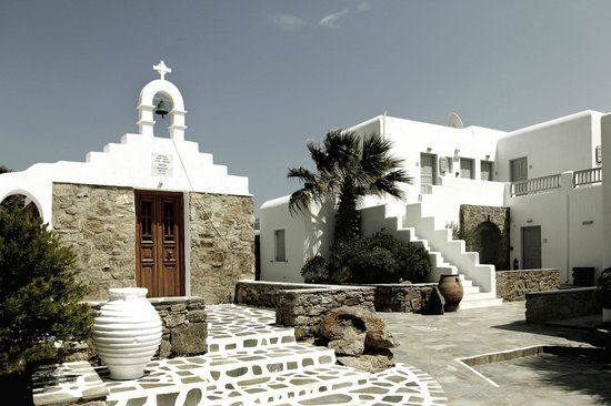 Paraga, اليونان: Chaple