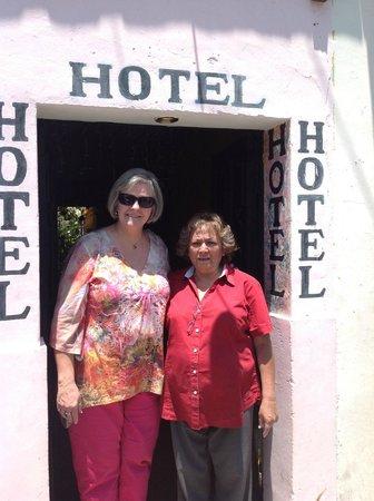 Hotel Los Encuentros: Welcome home!