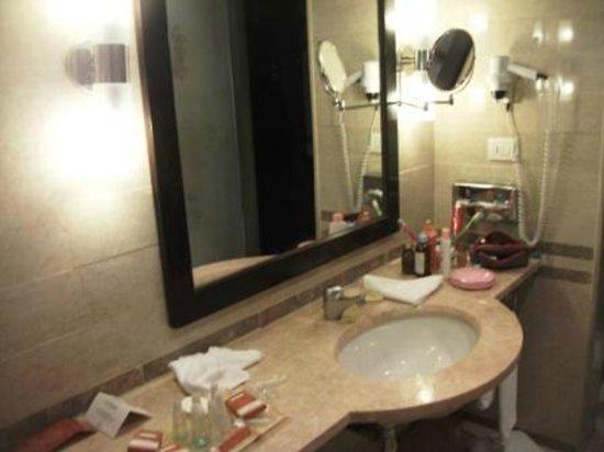 Steigenberger Al Dau Beach Hotel: bathroom