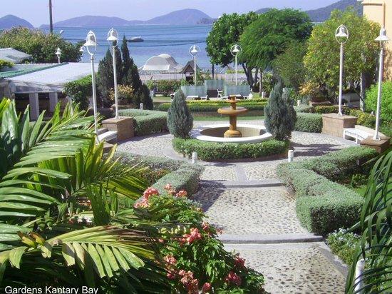 Kantary Bay, Phuket: Hotel Gardens
