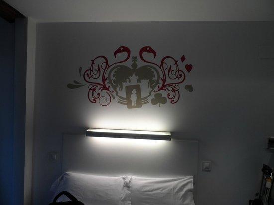 aliciazzz bed u breakfast bilbao pinturas en la pared