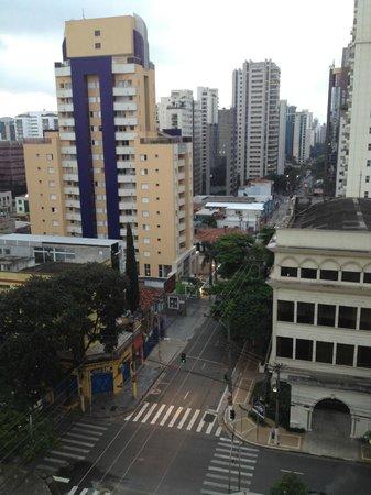 Estanplaza Ibirapuera: piso 8