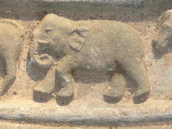 Sergeant House: Buddha of the Rocks