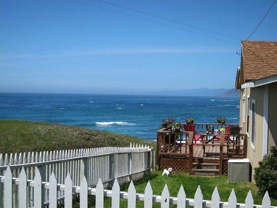 Westport Beach / N Mendocino Coast KOA: view
