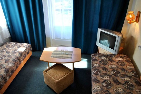 Skalva Hotel: Twin room