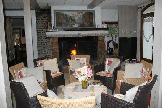 Hotel Restaurant Au Feu de Bois