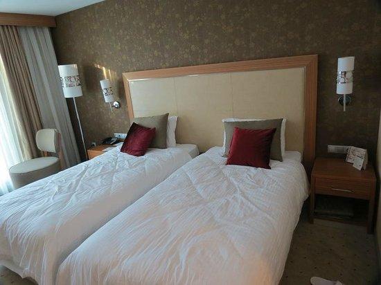 Demora Hotel: Double Room View