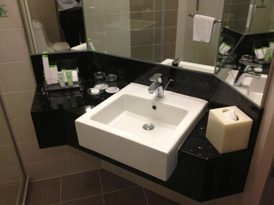 Sunway Hotel Seberang Jaya: club room bathroom