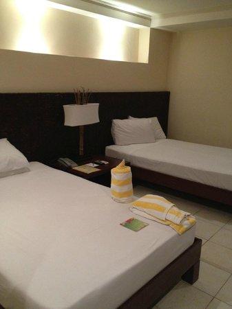 Le Soleil de Boracay: Beds
